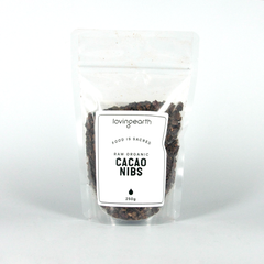 Loving Earth Cacao Nibs - Go Vita Batemans Bay
