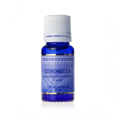 Springfields Citronella Pure Essential Oil - Go Vita Batemans Bay