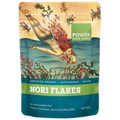 Power Super Foods Organic Nori Flakes - Go Vita Batemans Bay