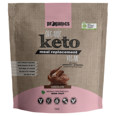 Proganics Keto Meal Replacement - Chocolate - Go Vita Batemans Bay