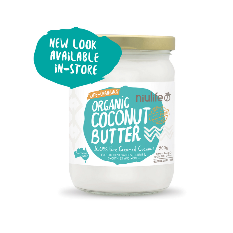 Niulife Creamed Coconut Butter - Go Vita Batemans Bay