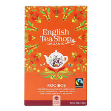 English Tea Shop Rooibos Tea Bags - Go Vita Batemans Bay
