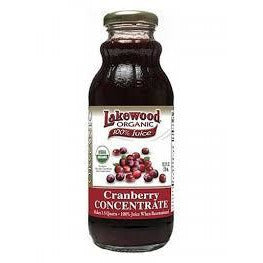 Lakewood Organic Cranberry Juice Concentrate - Go Vita Batemans Bay