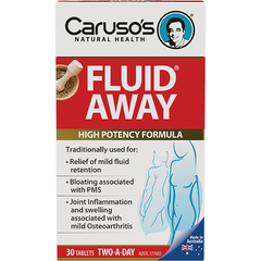 Caruso's Fluid Away - Go Vita Batemans Bay