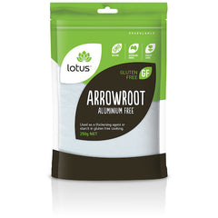 Lotus Organic Arrowroot - Go Vita Batemans Bay