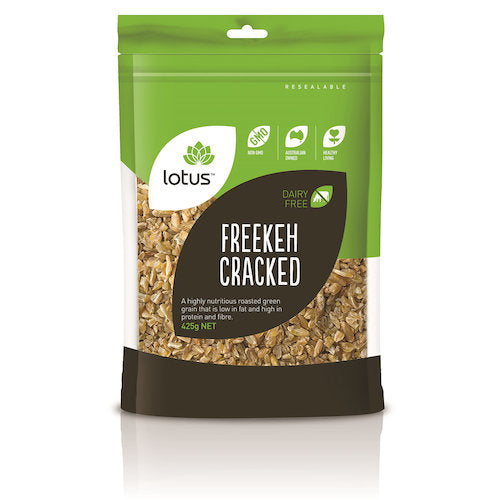 Lotus Cracked Freekeh - Go Vita Batemans Bay