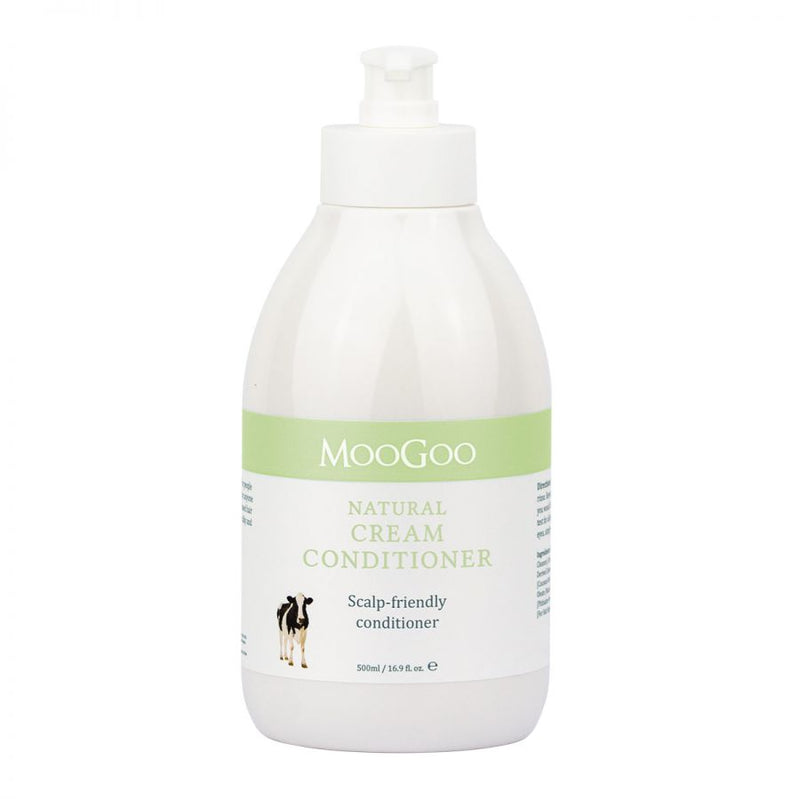 MooGoo Cream Conditioner - Go Vita Batemans Bay
