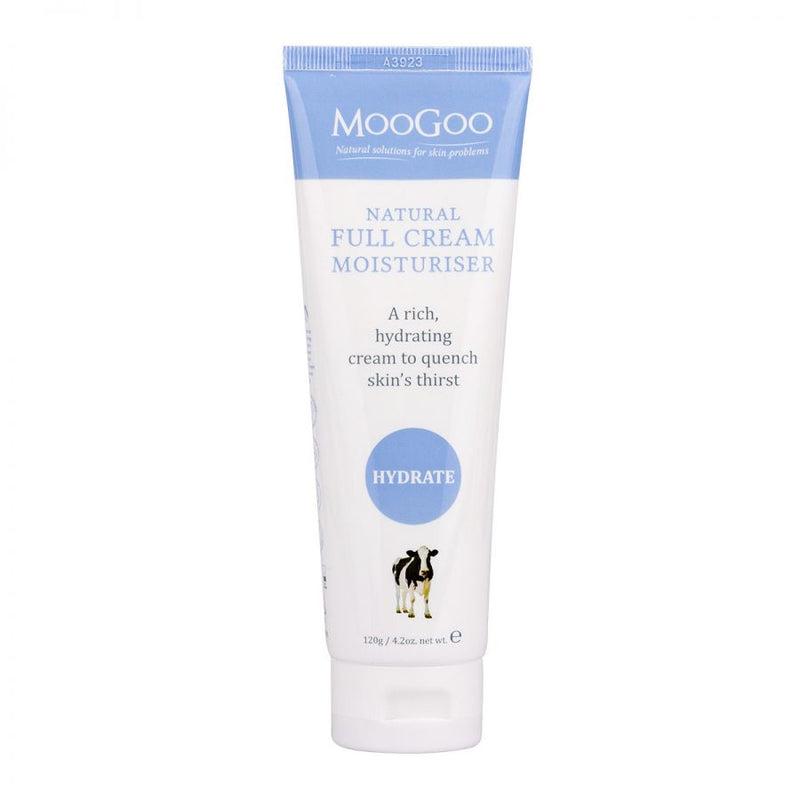 MooGoo Full Cream Moisturizer - Go Vita Batemans Bay