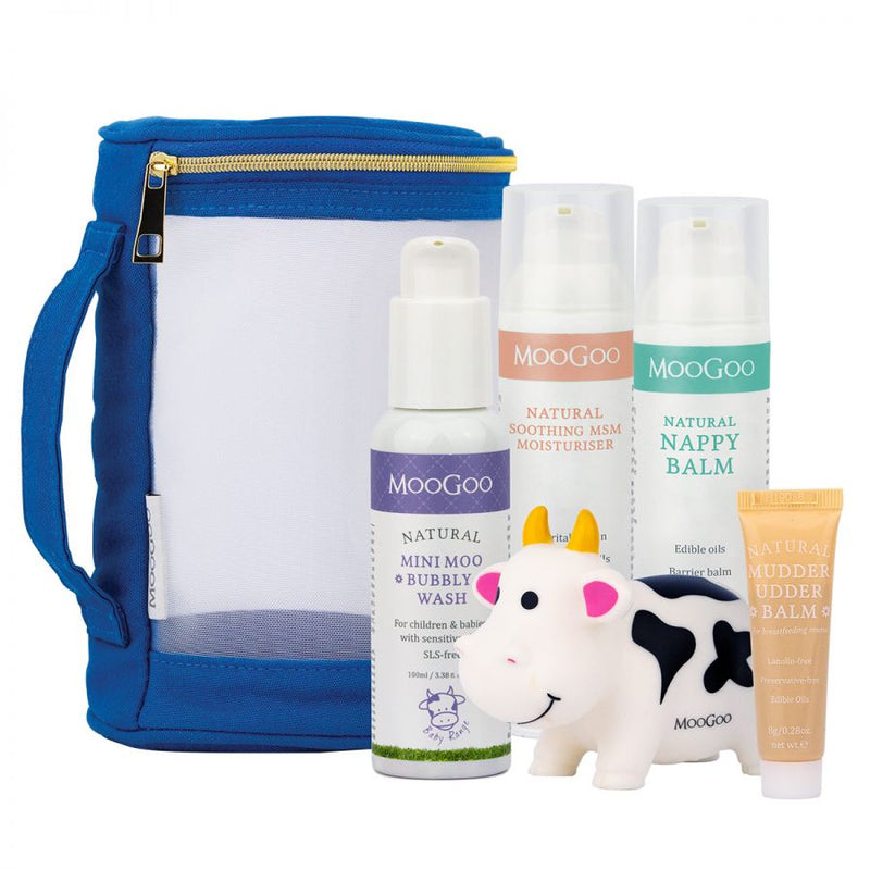 MooGoo Baby Travel Pack - Go Vita Batemans Bay