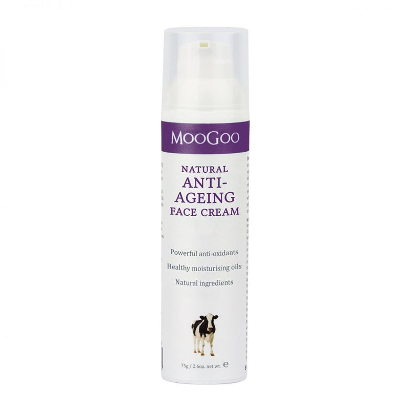 MooGoo Anti Aging Face Cream - Go Vita Batemans Bay