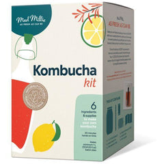 Mad Millie Kombucha Kit - Go Vita Batemans Bay