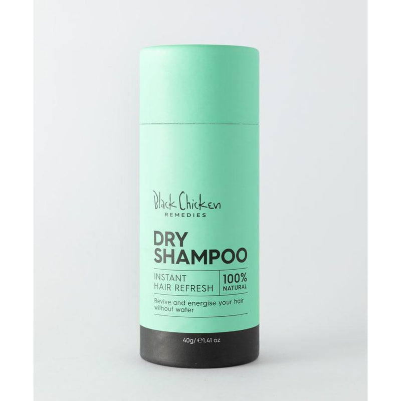 Black Chicken Remedies Dry Shampoo - Go Vita Batemans Bay