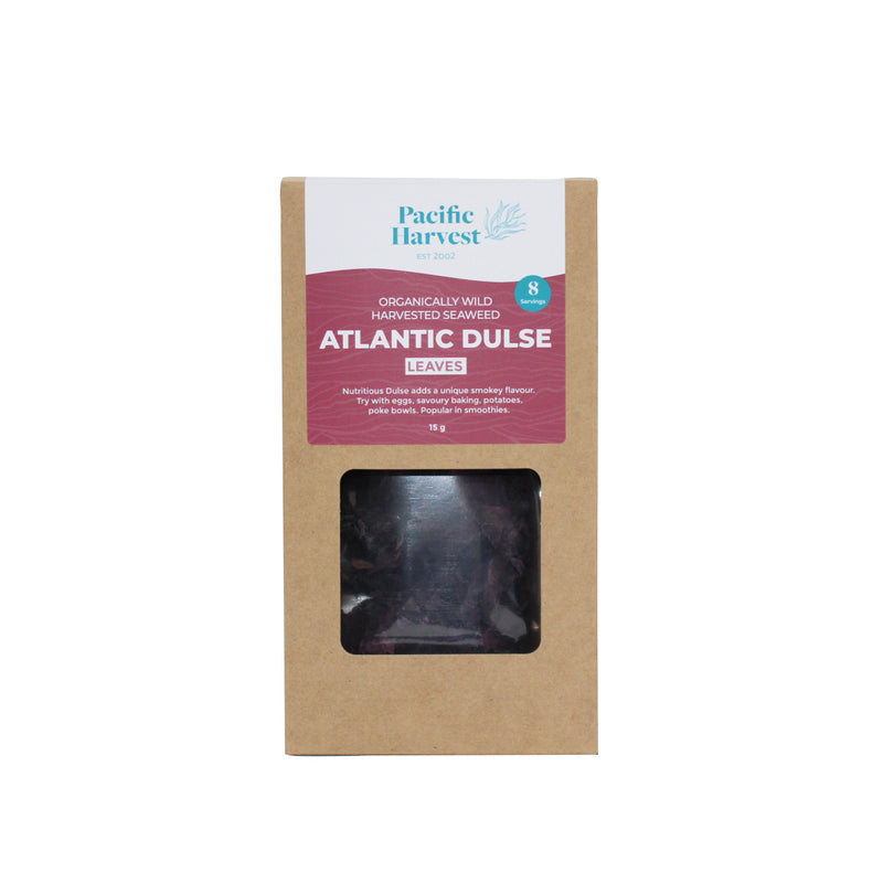 Pacific Harvest Atlantic Dulse Leaves 15g