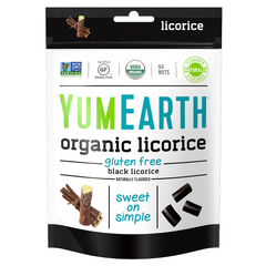 YumEarth Organic Gluten Free Licorice