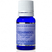 Springfields Cedarwood Pure Essential Oil - Go Vita Batemans Bay