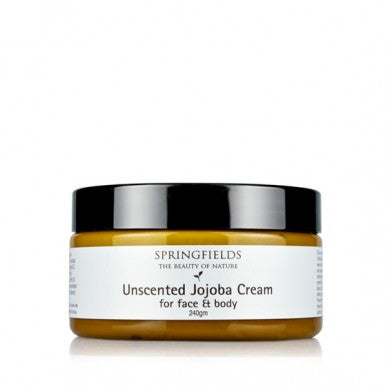 Springfields Unscented Jojoba Cream - Go Vita Batemans Bay