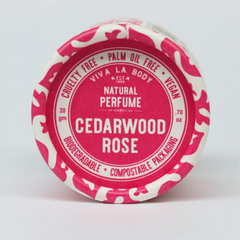 Viva La Body Natural Perfume - Cedarwood Rose