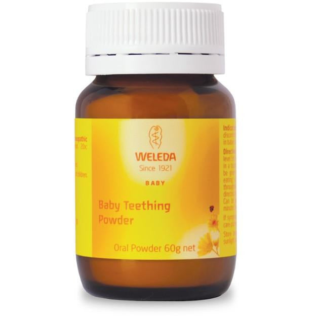 Weleda Baby Teething Powder - Go Vita Batemans Bay