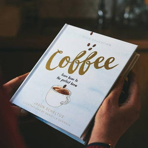 Liquid Education: Coffee by Jason Scheltus