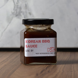 Gingerboy Korean BBQ Sauce