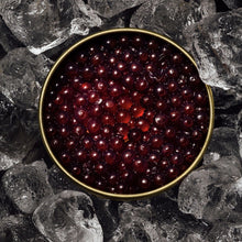 Load image into Gallery viewer, Bloody Shiraz Gin Caviar (25g) | Yarra Valley Caviar