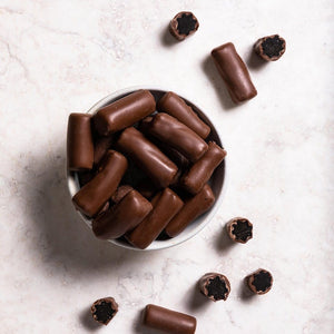 Chocolate Coated Licorice | Chocolati Confectionary