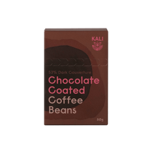 Load image into Gallery viewer, Kali Chocolate Coated Coffee Beans