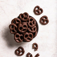 Load image into Gallery viewer, Milk Chocolate Coated Pretzels | Chocolati Confectionary