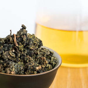 Chamellia Organic Oolong Green | Somage