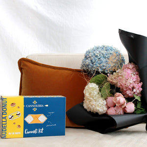 Mother's Day Flora & Limited Edition Cannoli Kit | Co-Lab Pantry