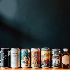 Mixed Beer & Whisky Pack | Rascal Brunswick