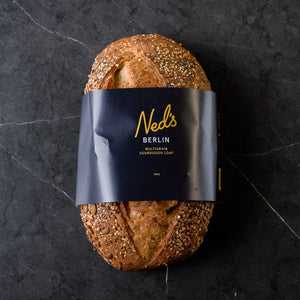 Ned's Bake BERLIN Multigrain Sourdough
