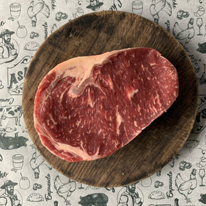 Premium O'Connor scotch fillet 300gm | Asado