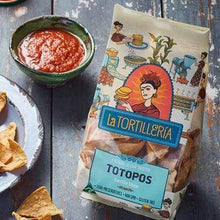Load image into Gallery viewer, Totopos Tortilla Chips | La Tortilleria