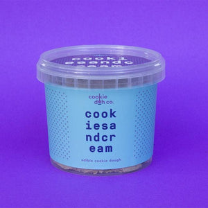 Cookies and Cream Cookie Dough 250g