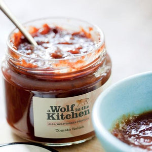 Tomato Relish – A Wolf in the Kitchen