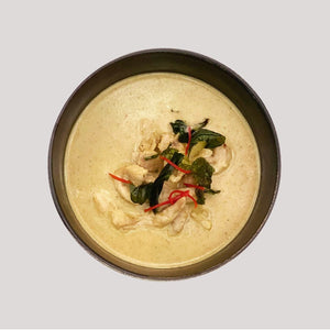Thai Green Chicken Curry (GF)