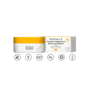 Vitamin C Bright Eye Gel Pads