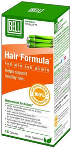 BELL Hair Formula for Men & Women (120 caps)