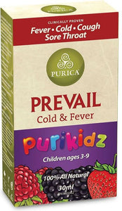 PURICA Prevail (Cold & Fever) Purikidz (30 ml)