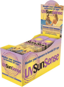 UVSunSense (36 Unit Display)
