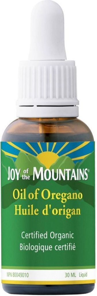 JOY OF THE MOUNTAINS Oil of Oregano (30 ml)