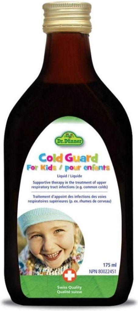 DR DUNNER Cold Guard for Kids  ( 175 ml )