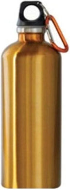NEW WAVE - SS Water Bottle - Gold (600 ml)