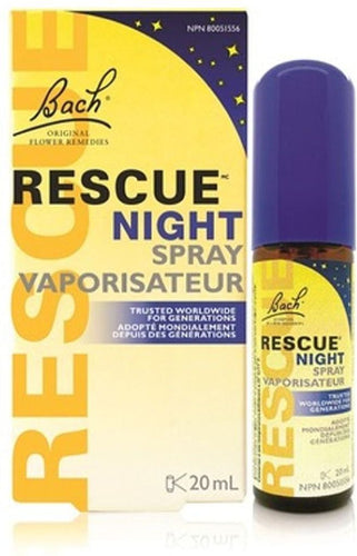 BACH Rescue Night Spray (20 ml)