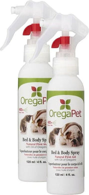 OREGAPET Bed & Body Spray (120 ml) 2-Pack