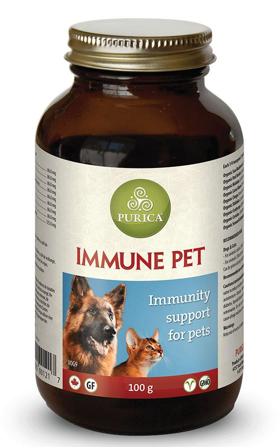 PURICA Immune Pet (100 gr)