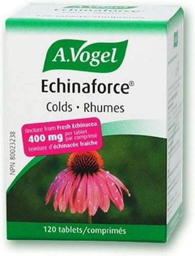 A VOGEL Echinaforce (400 mg - 120 Tablets)