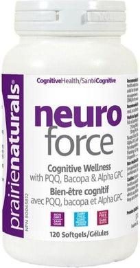 PRAIRIE NATURALS Neuro Force (120 Softgels)