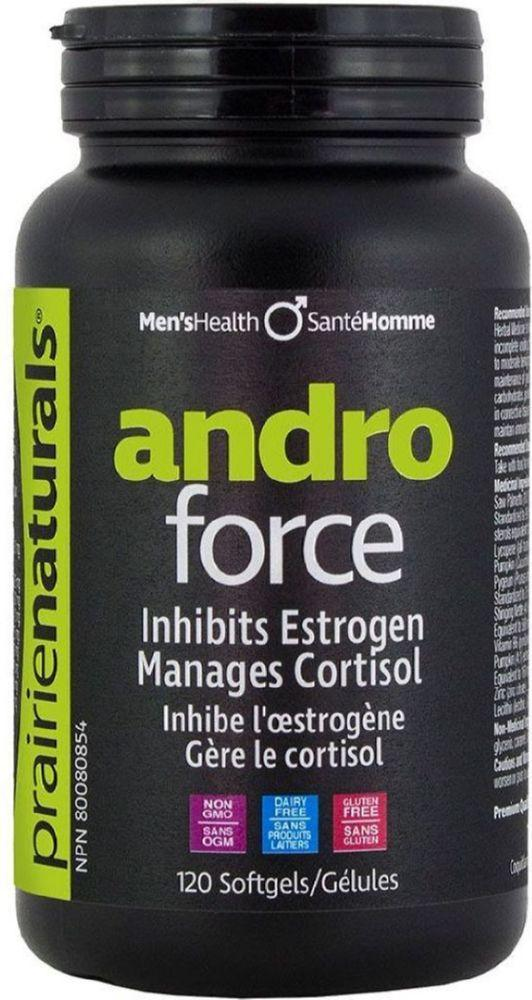 PRAIRIE NATURALS AndroForce (120 Softgels)
